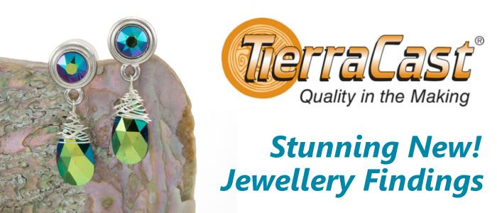 Tierracast Beautiful Beads and Findings, Uk Bead Shop