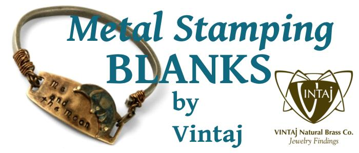 Vintaj Brass Metal Stamping Blanks, UK Shop.