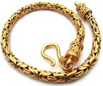 Balinese Gold Vermeil - Finished Bracelets and Necklaces