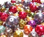 Pearls - (Faux) Chinese Glass