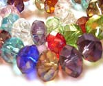 Beads, Czech, Crystal & Glass...