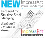 Premium Stamps for Stainless Steel