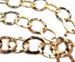 Gold Filled Unfinished Chain - Length or Spool