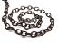 Brass ~ Natural Vintaj Petite Etched Cable Chain 4.5 x 6.2mm x1ft ~ 30cm