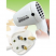 Ranger Heat it™ Craft Tool, (UK Plug) , Iced Enamels