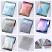 Rainbow Foil Transfer Sheets,4x160mm, x12pc. 1