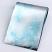 Rainbow Foil Transfer Sheets,4x160mm, x12pc. 5