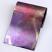 Rainbow Foil Transfer Sheets,4x160mm, x12pc. 12