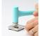 ImpressArt Chasing Stamper Head (for Ergo-Angle™ TEXTURE Metal Stamping Hammer Mallet) UK 2