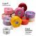 S-Lon, Super Lon Size D Thread Mix 3 pinks/purples 1