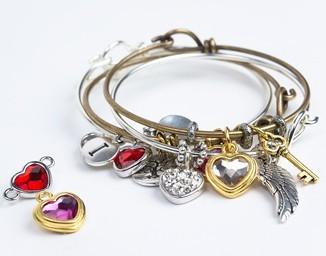 TierraCast Wire Bracelet (wrapped Loop) Uk Shop 2