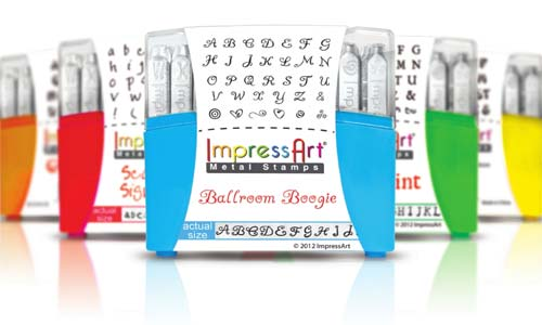 ImpressArt Metal Stamps - UK