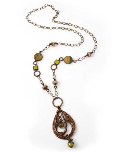 Idea 2 Vintaj Natural Brass Small Fine Oval Chain 6x4mm (soldered)
