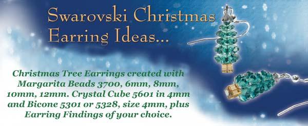 Swarovski Crystal Earrings Project 600