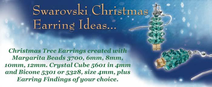 Swarovski Crystal Earrings Project 700