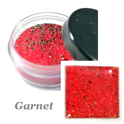 ICED Enamels® – Garnet Relique Powder 15ml Alchemy and Ice