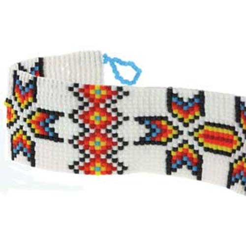Beadsmith Loomakit Bracelet Jewellery Kit - Desert Fire 002