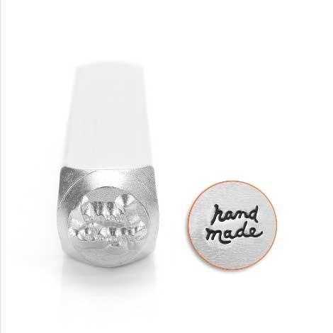 Handmade 6mm Metal Stamping Design Punches - ImpressArt