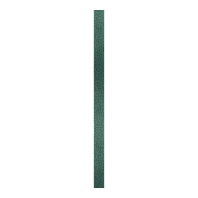 Create Recklessly, Symphony Faux Leather Strip, for Bracelets, 10mm Wide, 10 Inch, x1pc, Orchard Green