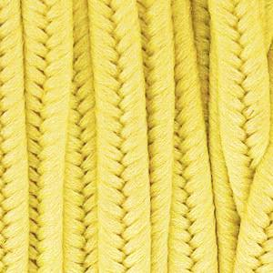 Soutache Braid Cord, Beadsmith 3mm - Maize  Sold by the Metre