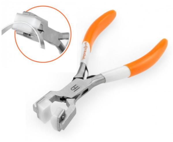 ImpressArt UK Nylon Jaw Bracelet Bending Plier pic 1