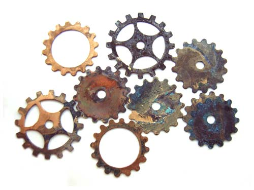Brass Cogs Amp Gears Mix Small Uk Supplier Of Metal