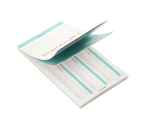 Bracelet Guides, (Book of 36 Stickers) ImpressArt UK Stamping Supplies 1