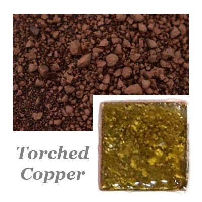 ICED Enamels® – Torched Copper Relique Powder 15ml Alchemy and Ice