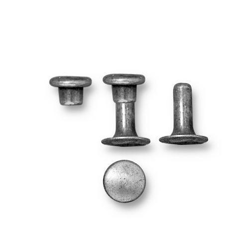 Tierracast 6mm Compression Rivet Tin Oxide x10 pairs