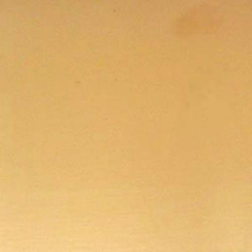 Brass Sheet 6x6in 28ga, 0.3mm Metal x1