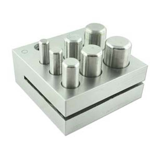 *Special Order* Disc Cutter Circles Cutting Set 7 Small Sizes (1/4 - 5/8) Jewellers Tools (Put in cart for price)