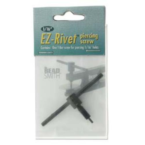 EZ-Rivet, 1/16 Rivet Punch Piercing Screw Replacement T-Bar Pin