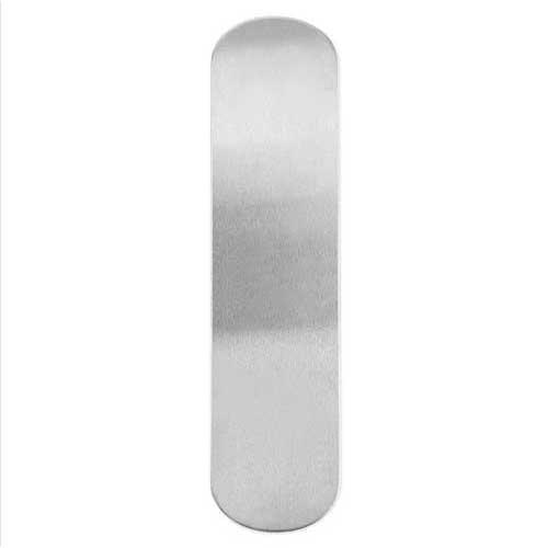 Aluminium Soft Strike Rounded Cuff Bracelet 38mm (1 1/2 inch) 14ga Stamping Blank