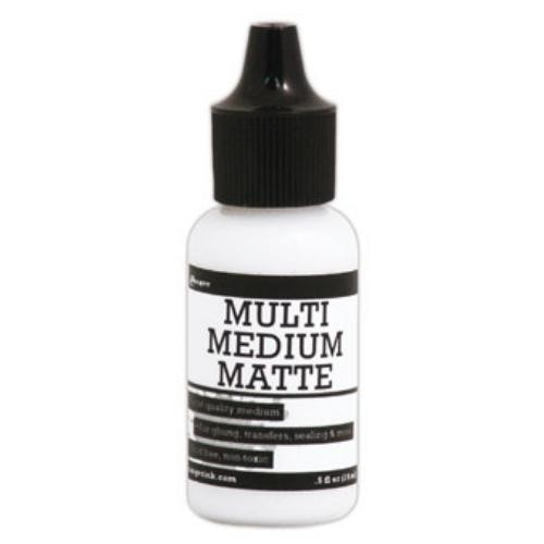 Ranger Multi Medium Matte Finish 0.5oz (14ml)