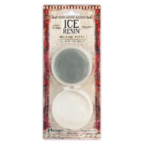 Ice Resin - Ranger, Jeweller's Grade Moulding Putty 3oz - 85g (x2 1.5oz)