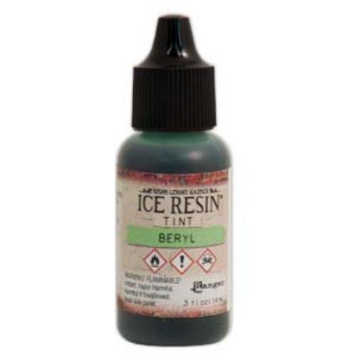 Ice Resin Tint, 0.5oz (14ml) Beryl Green