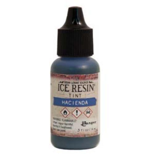 Ice Resin Tint, 0.5oz (14ml) Hacienda Blue