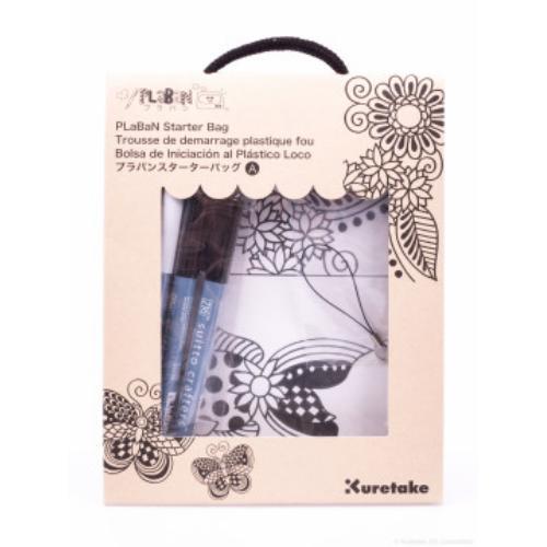 Plaban Shrink Plastic Starter Bag A, Kaleidolines