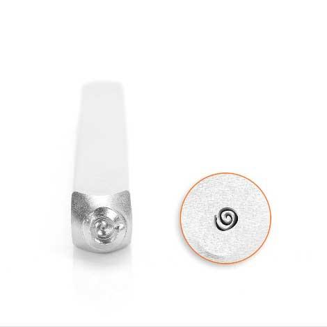 Boogie Swirl 3mm Metal Stamping Design Punches - ImpressArt