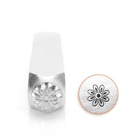 ImpressArt Floret 6mm Metal Stamping Design Punches
