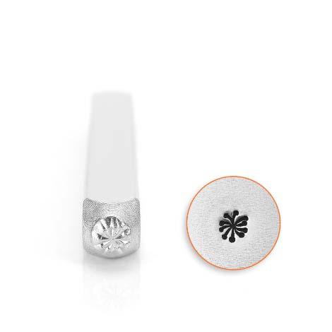 ImpressArt Dandelion 3mm Metal Stamping Design Punches