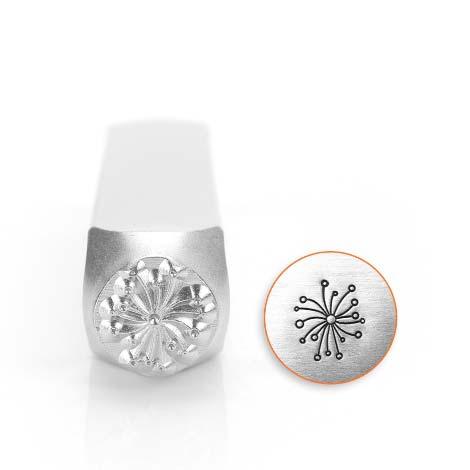 ImpressArt Dandelion 6mm Metal Stamping Design Punches