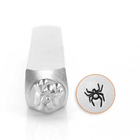 ImpressArt, Spider 6mm Metal Stamping Design Punches