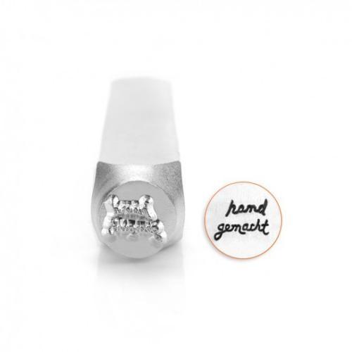 Hand Gemacht 6mm Metal Stamping Design Punches - ImpressArt