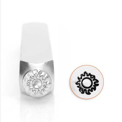 ImpressArt Sun 6mm Metal Stamping Design Punches