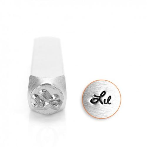 ImpressArt, Lil 6mm Metal Stamping Design Punches