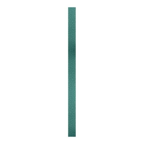 Create Recklessly, Symphony Faux Leather Strip, for Bracelets, 10mm Wide, 10 Inch, x1pc, Bayou Teal