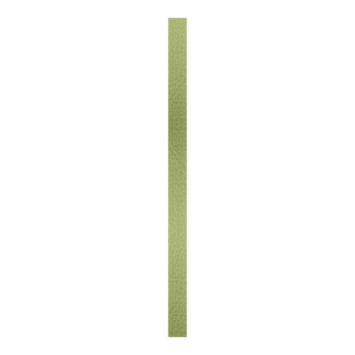 Create Recklessly, Symphony Faux Leather Strip, for Bracelets, 10mm Wide, 10 Inch, x1pc, Scallion Olive Green