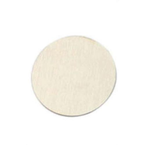 Stainless Steel 316L Circle 22mm Stamping Blank Plate fits 30mm Floating Lockets x1