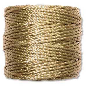 S-Lon, Super Lon Heavy Macrame Cord Tex400 Bronze